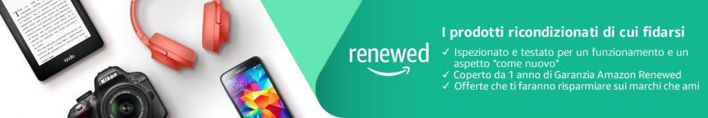 Prodotti ricondizionati Amazon