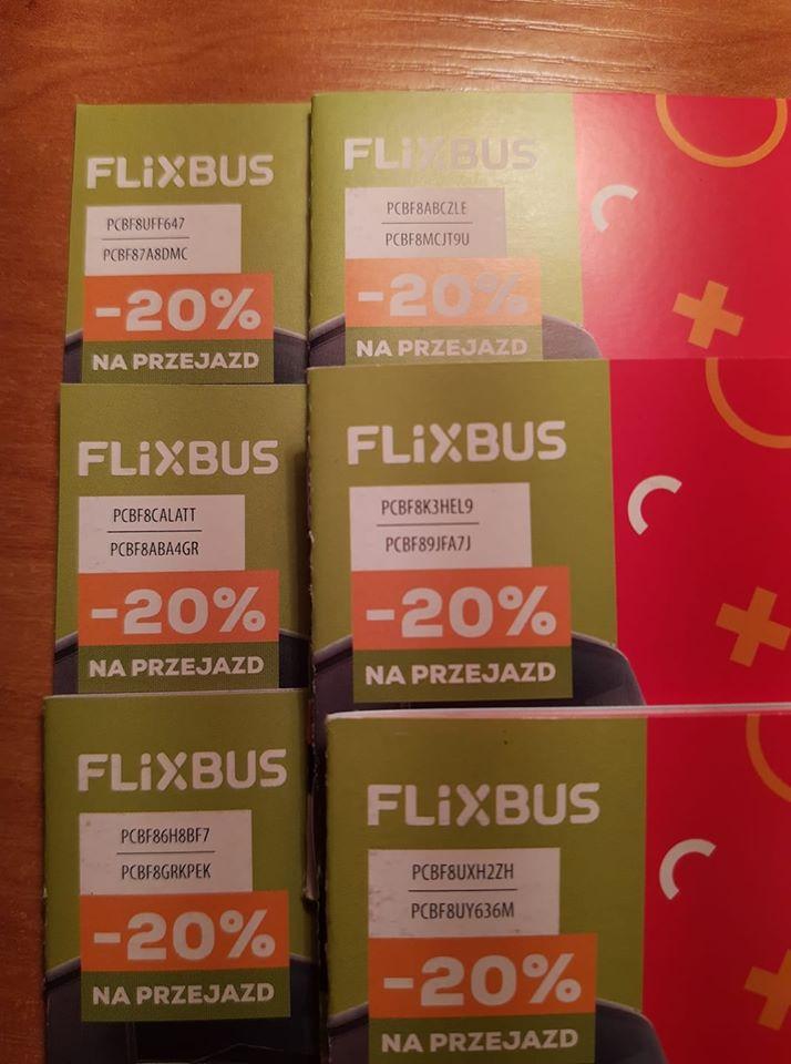 Codici sconto Flixbus