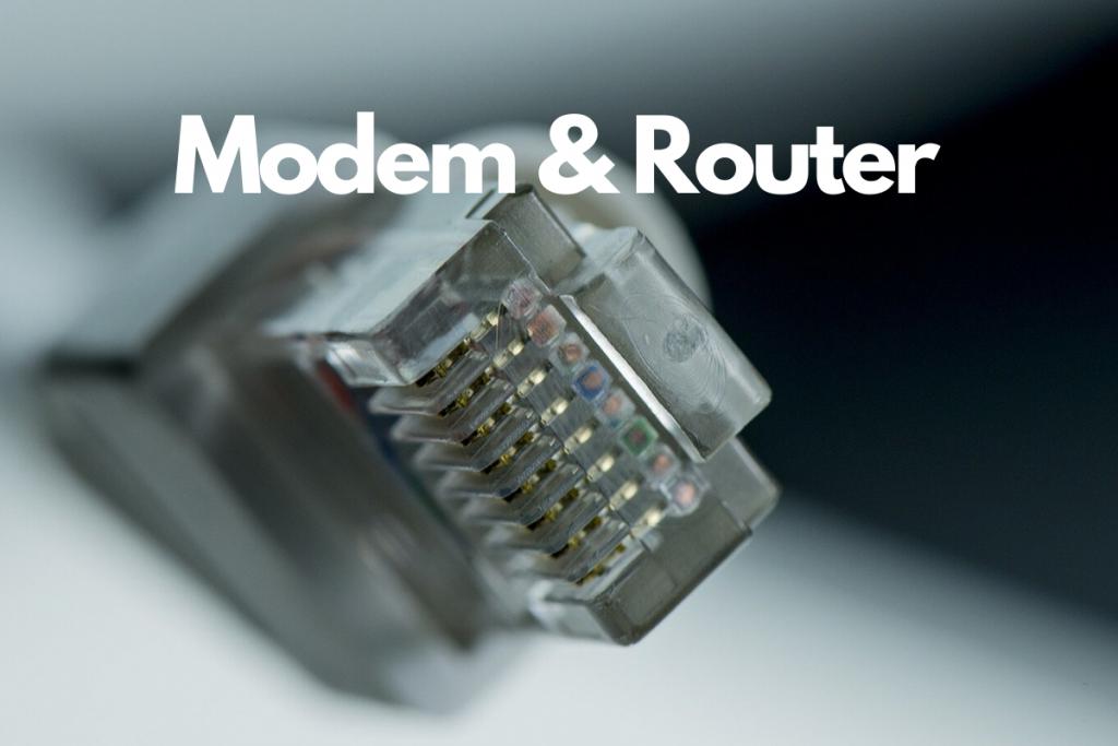 modem e router in offerta