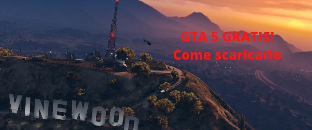 GTA 5 GRATIS