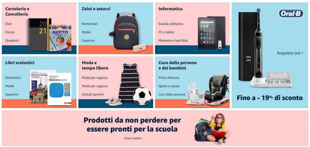 Libri scolastici: come risparmiare acquistando online