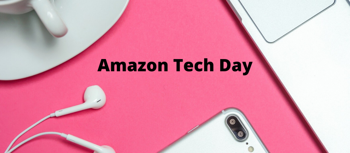 Amazon Tech Day Smartphone, Tv, informatica in offerta