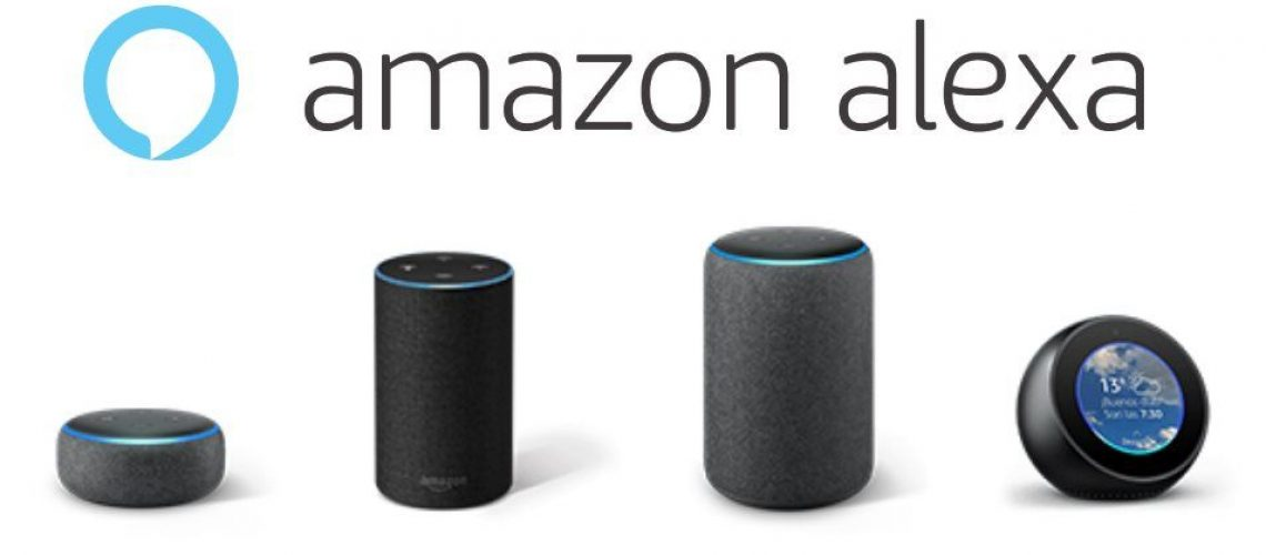 dispositivi amazon alexa