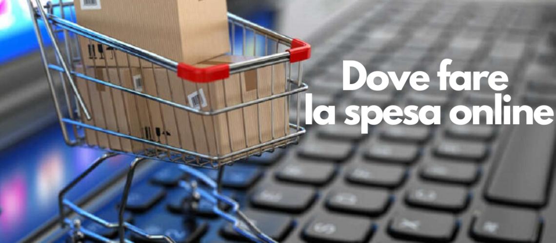 dove fare la spesa online